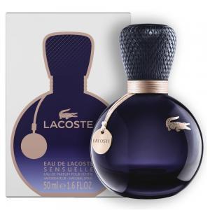 Lacoste Sensuelle Eau de Perfume for Women, 90ml