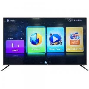 Orca OR-75UX380M 75 Inch Ultra HD Smart 4K LED TV, Black