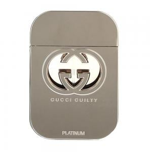 Gucci Guilty Platinum Edition EDT For Women 75ml