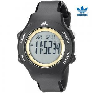 Adidas ADP3212 YUR Digital Watch For Unisex, Black