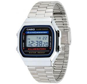 Casio Digital Watch, A168WA-1WDF