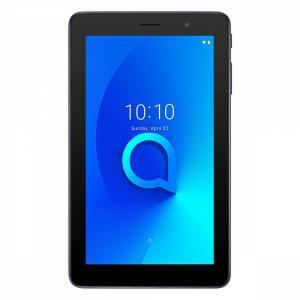 Alcatel 1T Tablet with 7 inch HD Display and Wifi 1GB RAM 16GB Storage Blurish Black, 8068