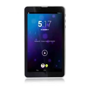 BSNL A34, Tablet 7 inch, Android 4.4, 16GB, Dual Core, 4G LTE, Dual Camera, Black