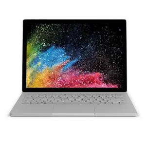 Microsoft Surface Book2 Silver 128GB i5 7300 U Dual Core 8GB 13.5 Inch - English - USA,HMU-00001