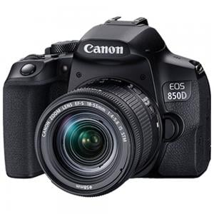 Canon EOS 850D DSLR Camera With EF-S 18-55mm f/4-5.6 IS STM Lens