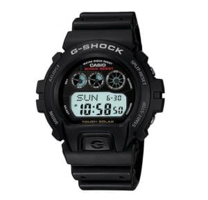 Casio GShock Digital Black Dial Mens Watch, G-6900-1DR