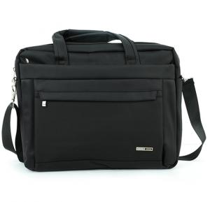 Para John 16-inch Laptop Bag - Black, PJLB8040A16