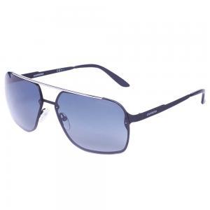 Carrera 91/S Pilot Sunglasses for Unisex Black, Size 64