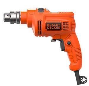Black & Decker KR5010-B5 Single Speed Drill 10mm - 550W