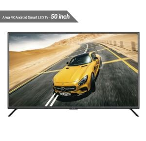 Aiwa 4K Android Smart  50 inches LED Tv - 50D18