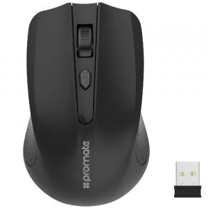 Promate Clix-8 Wireless Mouse Black