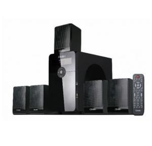 clikon 5.1 Multimedia Speaker With Bluetooth/Usb/Sd/Digital Fm/Disp CK823