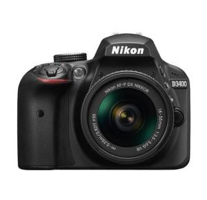 Nikon D5300 - 24 MP, SLR Camera, Black, 18 - 55mm VR Lens Kit