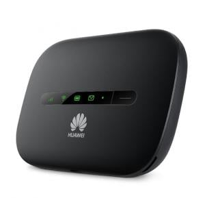 Huawei 3G Wireless Mobile Router Black- HU.E5330.BK