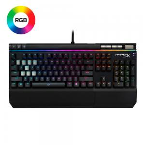 Hyperx Alloy Elite Rgb Blue Gaming, HX-KB2BL2-US/R2