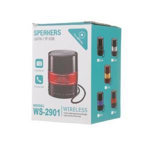 Wster Wireless Bluetooth Speaker With TF Usb