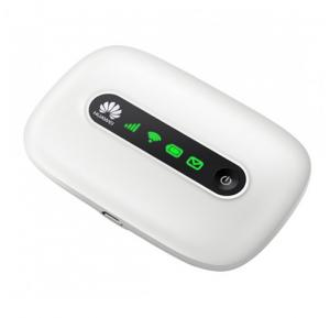 Huawei 3G Wireless Mobile Router White - HU.E5330.BK