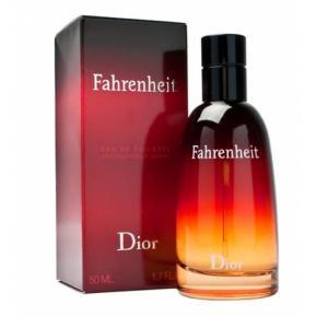 Christian Dior Fahrenheit 50ml Fresh Perfume For Men