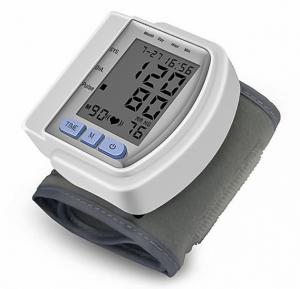 Automatic Digital LED Monitor Display Wrist Blood Pressure Meter, CK-120S