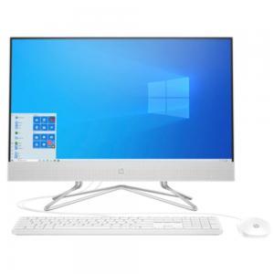 HP 200 G4 AiO PC, 21.5 inch Display, Core i5 Processor, 4GB RAM, 1TB Storage, Integrated Graphics, DOS, White
