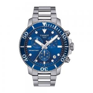 Tissot T-Sport Men Chronograph Quartz Watch T120.417.11.041.00