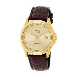 Casio General Mens Watches Leather Strap Fashion, MTP-1183Q-9ADF