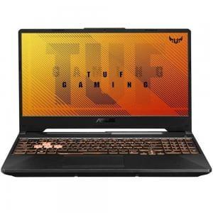 Asus TUF Gaming FX506HM-AZ157T 15.6 Inch FHD Display Intel Core i7 11800H 2.3GHZ Processor 16GB RAM 1TB SSD Storage 6GB NVIDIA GeForce RTX 3060 Graphics Win10, Grey