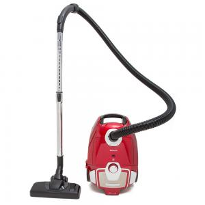 Sharp 1800W Bagged Vacuum Cleaner with Exhaust Hepa Filter, EC-BG1805A