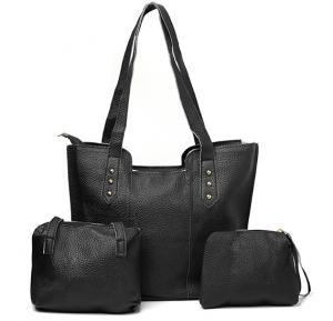 Jin huie 3 in one set bag FL2 Black