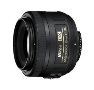 Nikon AF-S DX Nikkor 35MM F/1.8G Zoom Lens