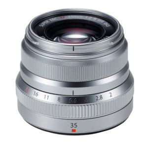Fujifilm Fujinon XF 35mm f/2 R WR Lens Grey