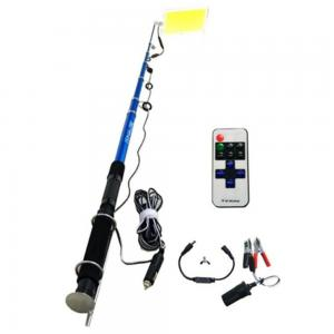 Conpex Outdoor Multifunction LED Light Fishing Rod Camping Lamp 5M With Remote 800watts, FR3COB