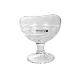 Royalford 6Pcs Ice Cream Glass Bowl Set, RF9320