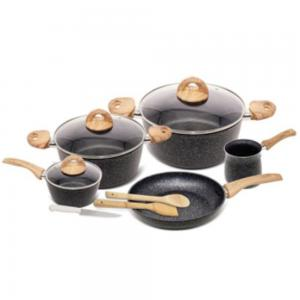 Homeway Marble Cookware Set 11piece, HW3427