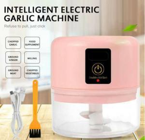 Intelligent Electric Garlic Crusher Machine