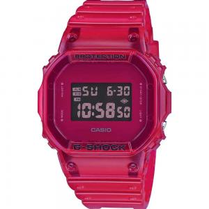 G-Shock Digital Mens Watch, DW-5600SB-4DR, Maroon