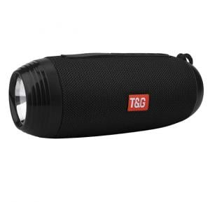 T&G Series TG602 Rechargeable HIFI Portable Wireless Blueteeth Stereo Flashlight Speaker