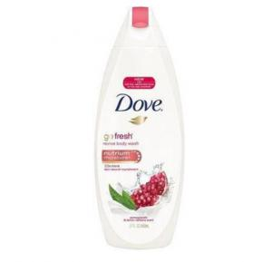 Dove Shower Gel Go Fresh Revive Body Wash, 500ml