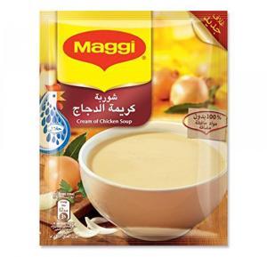 Maggi Cream Of Chicken Soup - 71gms