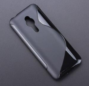 Nokia Compatible Hard Silicone Case For Nokia 230 Black