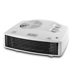 Black & Decker HX230-B5 2000W Horizontal Fan Heater