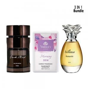 3 in 1 Fragrance Pack