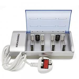Energycell Universal Multi Battery Charger, EUBC