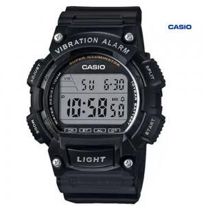 Casio W-736H-1AVDF Digital Watch For Men, Black