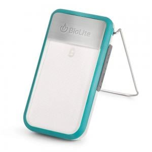 BioLite Power Light Mini Wearable Light and Power Bank, Teal