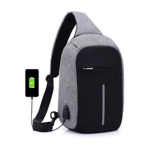 Anti-theft Backpack Usb Rechargeable Travel Backpack Computer Bag