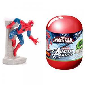 Zuru Capsules Marvel Spiderman PDQ48PCS, 4404 Z