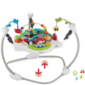 Little Story LS_IFA_JAC Jamperoo Activity Center With Lights And Music Jungle