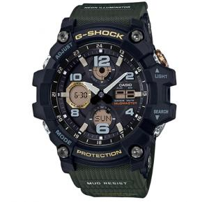 Casio G-shock Analog Digital Watch, GSG-100-1A3DR