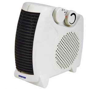 Geepas Fan Heater,2 Heat Setting Temperature Control 1x8,GFH9520
